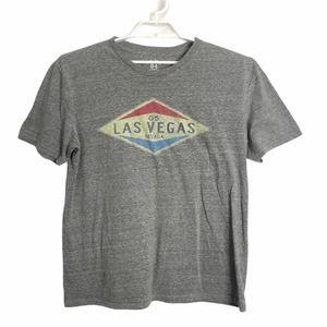 Blue 84 | Mens Large Grey Las Vegas Tee T-Shirt
